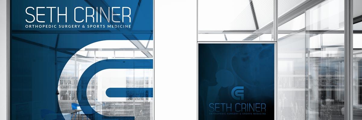 Dr Seth Criner - Orthopedic Surgeon - Logo
